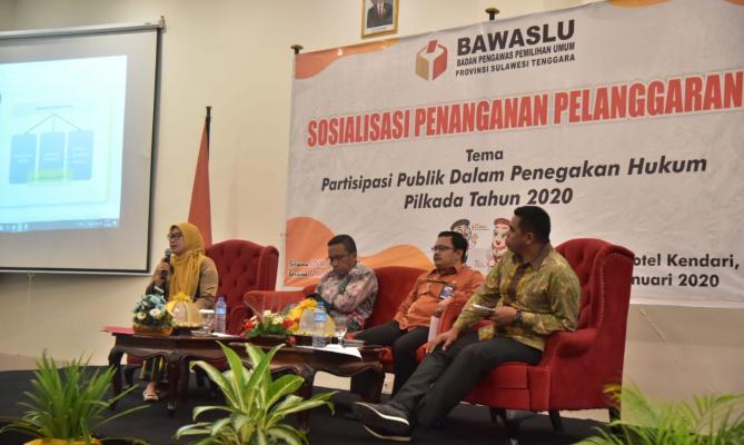 Pelanggaran Netralitas ASN diharapkan Menurun : Harapan Dewi