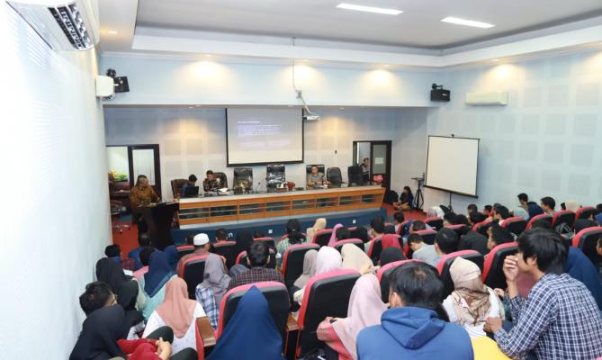 Tingginya Pelanggaran di Sulawesi Selatan Bukan Berarti Pemilunya Kacau : Fritz