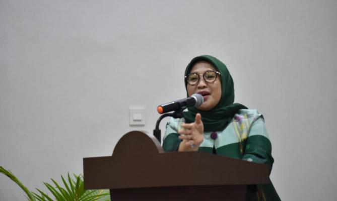 Perempuan Memiliki Andil Besar Mengawasi Pilkada, Dewi: Saatnya Bergerak Perangi Politik Uang