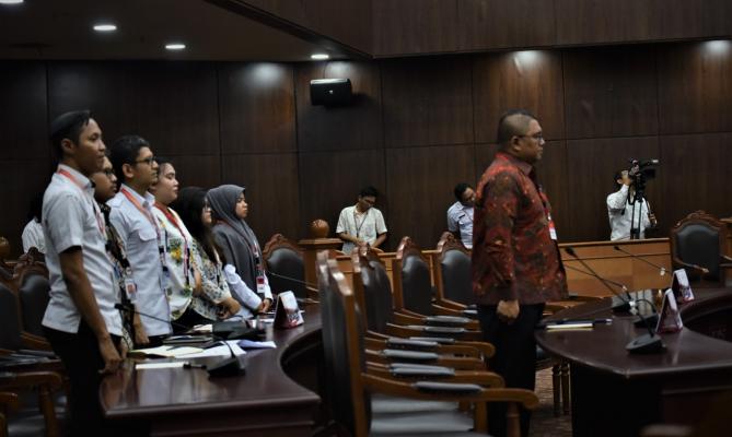 Perjelas Legalitas Bawaslu Kabupaten/Kota - Putusan MK Soal UU Pilkada