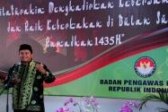Ketua Bawaslu RI Muhammad