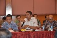 Suasana Forum Pembahasan Penyusunan Juknis Penanganan Pelanggaran Pemilihan Gubernur, Bupati dan Walikota Tahun 2015 diikuti oleh Komisioner Bawaslu Provinsi Se-Indonesia