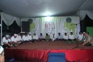 Keluarga besar Almarhum Husni Kamil Manik menggelar peringatan 100 hari wafatnya HKM (Ketua KPU masa bakti 2012 - 2016), Sabtu (15/10) di kompleks rumah dinas Komisioner KPU RI, Pejaten, Jakarta Selatan.
