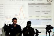 Grafik TPS Rawan Data Pemilih menjelang Pilkada Serentak 2017