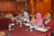 Penyusunan Juknis Penanganan Pelanggaran Pemilihan Gubernur, Bupati dan Walikota Tahun 2015 diikuti oleh Komisioner Bawaslu Provinsi Se-Indonesia