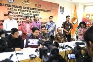 Konferensi Pers Setelah Penandatanganan Kesepakatan Bersama