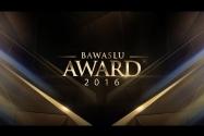 Opener Bawaslu Award 2016 v.1