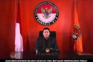 Pidato Ketua Bawaslu RI pada Masa Tenang Pilkada 2015