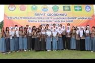 Relawan Pengawas Pemilu ( Pelajar SMA Jambi )